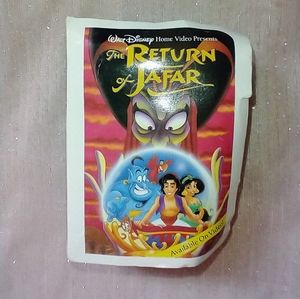Return of jafar ❤️ Aladdin in book case cover ❤️